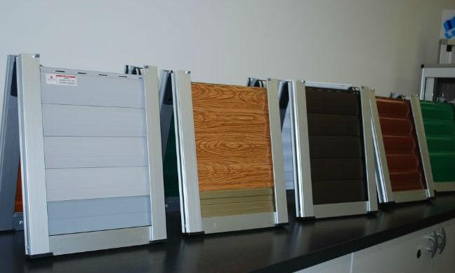 Antamori finestre e infissi in alluminio e pvc a lucca porte e serramenti serrande e - Serrande avvolgibili per finestre ...